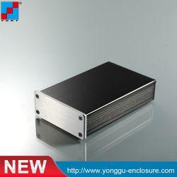 64*23.5*L amplificateur Ampli de châssis en aluminium boîtier du convertisseur de puissance