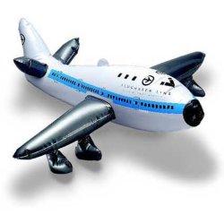 別のデザインの膨脹可能な飛行機のおもちゃ