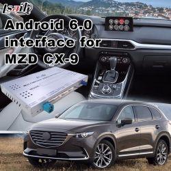 Lsailt Android 7.1 мультимедийных видео интерфейс для Mazda CX-9 2018 модели автомобильной навигации GPS .