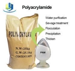 유전을%s 빨리 녹이는 PAM Polyacrylamide 분말 중합체 MSDS를 사십시오