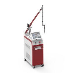 Пилинг углерода ND YAG лазер Q Mole снятие машины