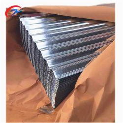 Apo 루핑 유형 긴 경간 지붕 제품에 의하여 이용되는 직류 전기를 통한 아연 도와 16 계기 물결 모양 강철판