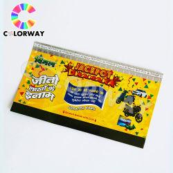 Silver raspar Dom Cupão de loteria Imprimir