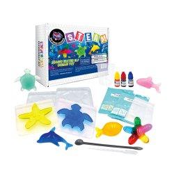 楽しみ子供のための創造的なDIYのゼリー図水おもちゃ