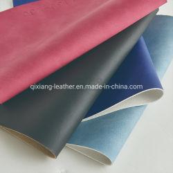 Cuoio sintetico del PVC per la prova dell'acqua di spessore della presidenza 0.6mm-1.2mm del sofà della base