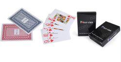 플라스틱 입히는 Playingcards 부지깽이를 인쇄하는 관례