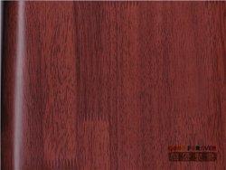 Grãos de madeira de PU decorativas amino para plastificar de MDF