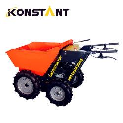 構築機械ガソリン式の小型ダンプKtMD250c
