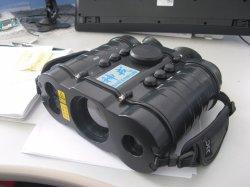 بينوسيولار التصوير الحراري بالأشعة تحت الحمراء المحمول (مع نظام تحديد المواقع العالمي (GPS) 3 كم)