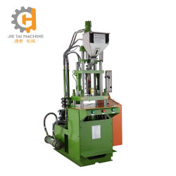 55tons 수직 플라스틱 사출 성형 기계는 PVC PA PE 베이클라이트 제품을 만든다