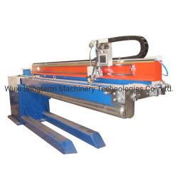 Soldadura Longitudinal do aquecedor de água solares, máquina de costura de Resistência do equipamento de soldadura*