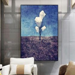 壁の掛かる芸術の油絵抽象的なキャンバスの芸術はのために印刷する インテリアも印象的