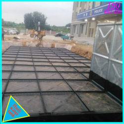 ステンレス鋼および外側の熱い電流を通された地下のBdfの水漕の中の高品質