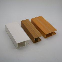 WPC Co-Extrude Fabricação em deck exterior composto de plástico de madeira Deck WPC/piso