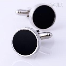 Agate noire ronde VAGULA Liens brassard 10122