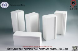 De slijtvaste Ceramische Alumina Bakstenen van de Voering