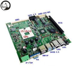 Mini-Kern I5 2410m der ITX-Motherboard-Kontaktbuchse-G2 Intel CPU /6 *COM/3*USB 3.0