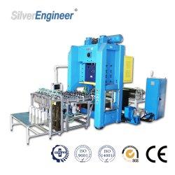 130T H a folha de alumínio do tipo de máquina de fazer do recipiente para um recipiente descartável da China Silverengineer