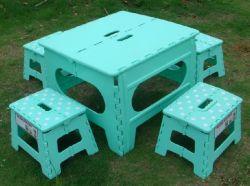 PlastikOuterdoor Möbel für Picknick