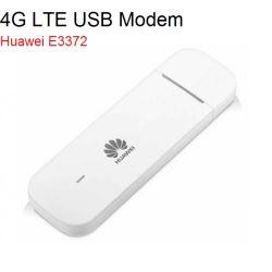 Dongle del USB di Huawei E3372 4G con la fessura per carta di SIM, modem del USB 4G di Huawei E3372h153 Lte per il Android