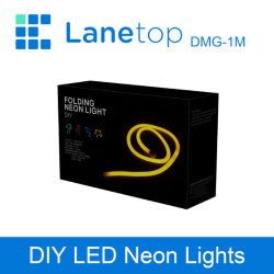 Kleurrijke Rainbow Led Neon Room Nachtlamp