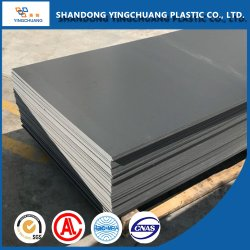 O PVC rígido de forma livre Placa de folhas de papel