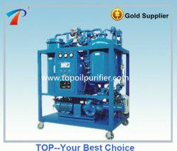 不用なタービン油純化器または潤滑油の清浄器シリーズTy