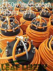 Luzes de Pesca submarina de elevada potência, Peixes, Lâmpada de Luz de pesca. 1750 W, 220V LED de alta potência