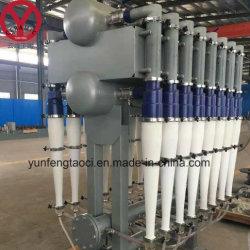 Máquinas de Papel Pesado de Aço Inoxidável impureza Limpador de papel de celulose