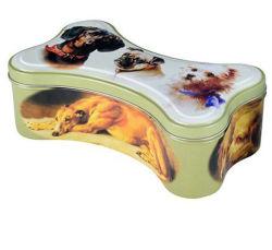 Пакет в форме костей собака продовольственной Тин в салоне