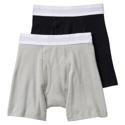 Qualitäts-normale weiche Baumwolle scherzt Jungen-Unterwäsche