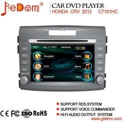 خاص لأقراص DVD الخاصة بالسيارة مع نظام تحديد المواقع العالمي (GPS) لـ Honda CRV 2012
