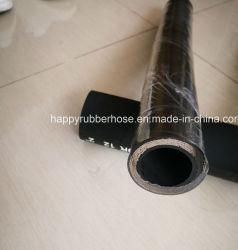 R13 Slang van de Hoge druk van Vier of Zes Draad de Spiraalvormige Rubber Hydraulische