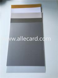 플라스틱 PVC 지능적인 RFID 칩 ID 카드 물자