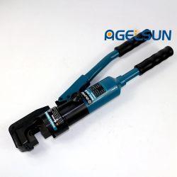 Sistema di sicurezza di Igeelee all'interno dello strumento di piegatura idraulico manuale con la piegatura di esagono (KYQ-300)