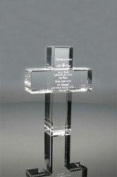 Crystal croix (#5648)