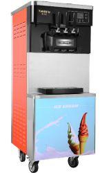 3 Les saveurs de nouvelle conception de Mcdonald's Commercial crème glacée molle la machine