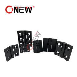 공급자 OEM ISO9001 경쟁가격 검정 장방형 경첩을 잠가 알루미늄 개머리판쇠 단면도 나비