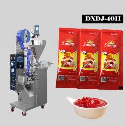 Dxdj-40II/150II Sauce automatique machine de conditionnement pour le miel/ Ketchup