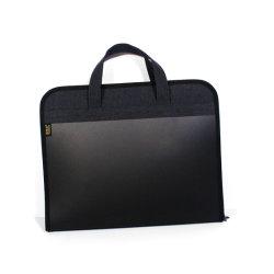 Fichier pratique Léger durable Document sac de papier de l'organiseur le projet de loi porte-documents