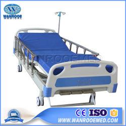 El Bam302b muebles Hospital 3 Manual manivela cama con barandillas plegable
