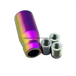 Misura per l'adattatore di alluminio del perno del cambio 6speed