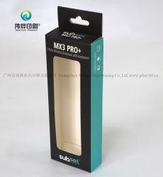 Benutzerdefinierte Offset-Druck Glossy Karton Telefon-Hülle Verpackung Papier Box