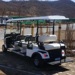 Agent 8 Seater Electric Golf Car를 찾고 있는 새로운 브랜드입니다
