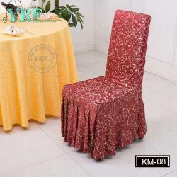 Mariage Tiffany ronds/carrés turquoise/Rectangle/ Président Couvercle capot table