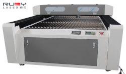 CE 認証取得 CO2 100W 300W 500W CNC カッター彫刻レーザ 木製アクリルスチール製ダイカボード工場価格用切削機