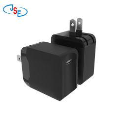 18W USB C Pd Wandladegerät Stromversorgung für Laptop MacBook pro, Pixel 2/XL Pixelbook Galaxy S9 S9 Plus S8 Nintendo Switch Chromebook Ladegerät