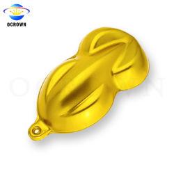 10308 Ocrown Classic Golden Mica em pó Pintura Pearl Pigmento