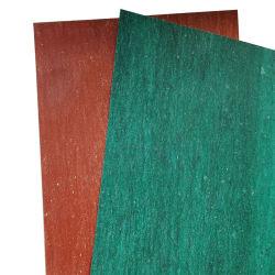 広く使われたアスベストスのゴム製シートは選別され、印刷することができる