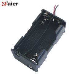 6 в задней части к задней части держателя для 4 аккумуляторов типа AA